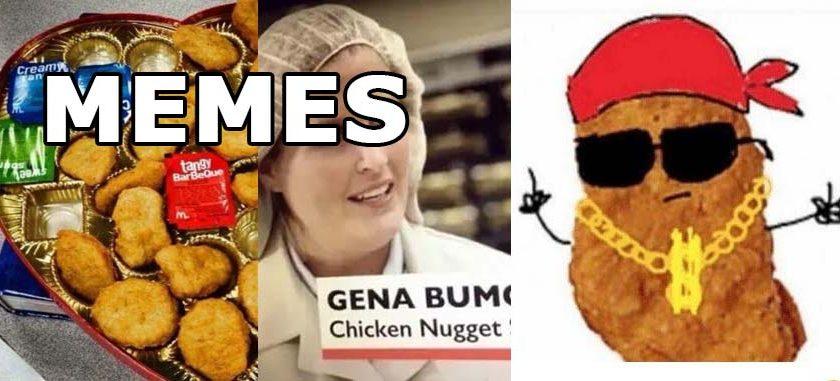 Chicken Nugget Memes